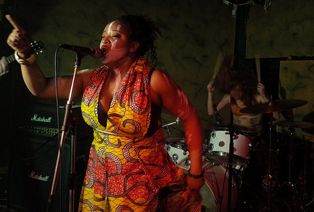 Afropunk celebrates International Women's Day, Brixton Windmill, Saturday 8th March 2014