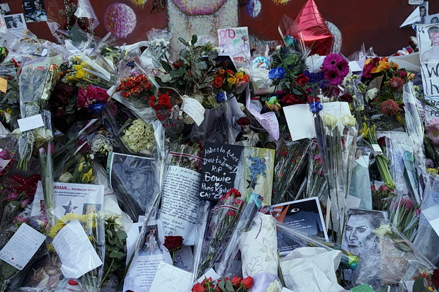 A David Bowie memorial in Brixton's Windrush Square?