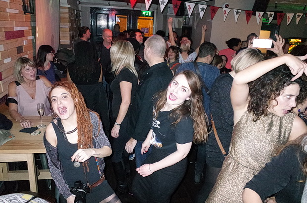 In photos: Brixton Buzz Bowie party at the Prince Albert, Brixton, Friday 6th January 2017