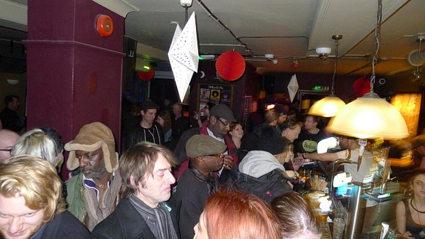 In photos: David Bowie tribute night at the Prince Albert, Brixton, Monday 11th January, 2016