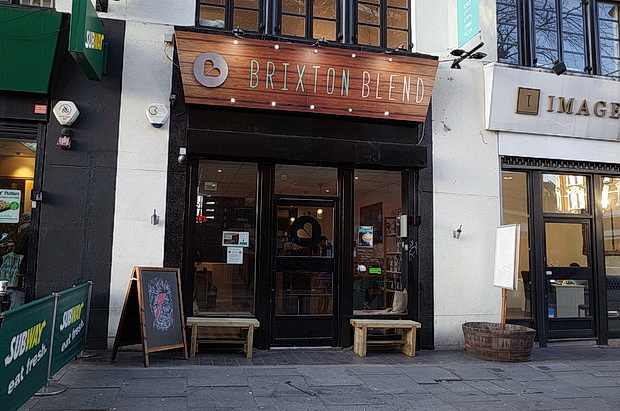 Review: Brixton Blend, a new speciality coffee shop for central Brixton, 8 Tunstall Road, Brixton SW9