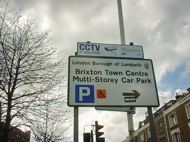 Brixton 15 years ago: Brian Paddick, Brockwell Park and a trashed car, March 2002