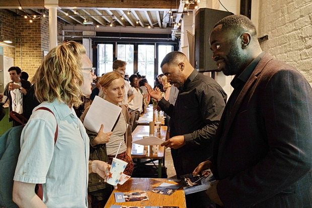 In photos: Brixton Pound dishes out dosh to local enterprises via the Brixton Fund at Brixton East, 7th June 2016