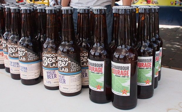 Grab some Coldharbour Courage for the Countru Show - the beer that gives back to the community