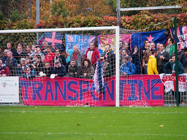 Dulwich Hamlet 2 Billericay Town 1, Champion Hill. Dulwich, London, Sat 26th October 2013
