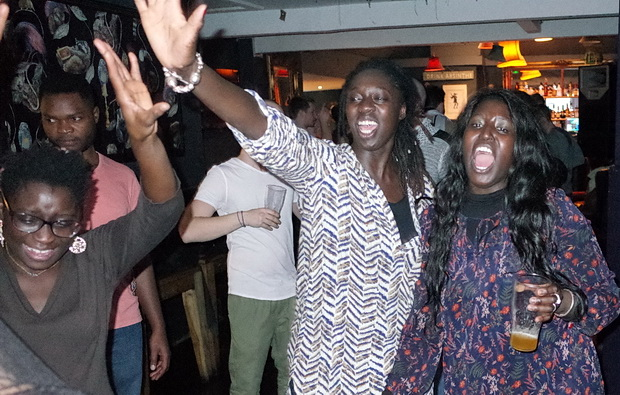 In photos: Offline Club get the NYE weekend warmed up at Market House, 30th Dec 2016