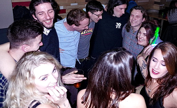 Brixton Buzz parties into 2017 - photos from our New Year's Eve party