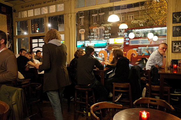 Wednesday quiz nights at the Joiners Arms, 35 Denmark Hill, London SE5 8RS, south London