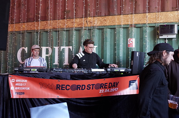Record Store Day in Pop Brixton, Sat 22nd April 2017