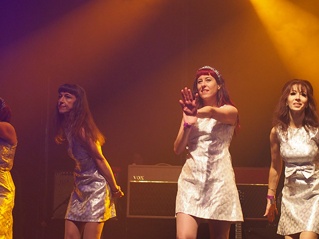Shantel and the Bucovina Club Orkestar plus The Actionettes at the Electric Brixton, 12th December 2013