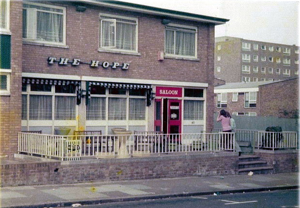 The Hope - formerly Mango Landin' and Babushka - remembered in wonderful archive photos, 40 St Matthews Rd, London, Brixton, SW2 1NL