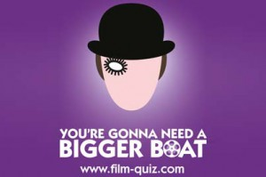You're Gonna Need A Bigger Boat: Film Quiz @ Upstairs at The Ritzy | London | United Kingdom