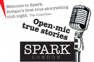 Spark London - Open Mic Story Telling Night @ Upstairs at The Ritzy | London | United Kingdom