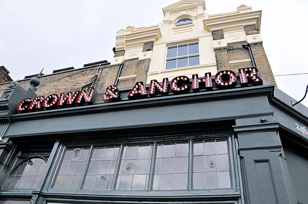 Crown & Anchor, 246 Brixton Road, SW9 - pub review