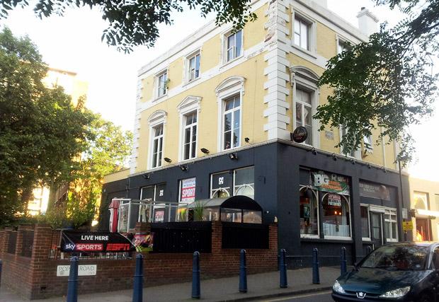 Canterbury Arms, 8 Canterbury Crescent, Brixton, London, SW9 7QD