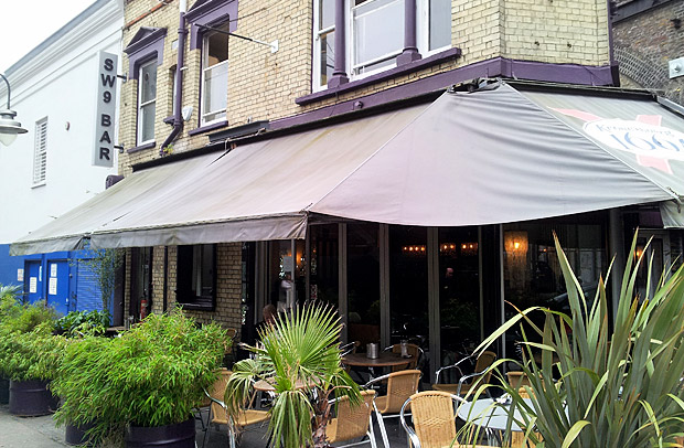 1 Dorrell Place, Brixton, London SW9 8EG