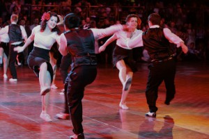 Swing Patrol Swing Dance Classes @ Upstairs at The Ritzy | London | United Kingdom