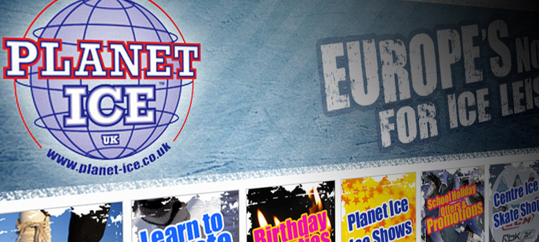 Planet Ice, Brixton - ice hockey battles, family skating and Brixton's old roller rink