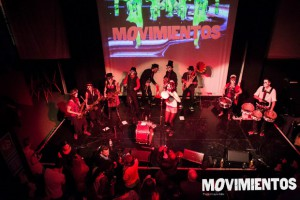 Movimientos with La Chiva Gantiva, 7 Suns bad Yusufla @ Hootananny | London | United Kingdom
