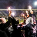 One thousand people watch Dulwich Hamlet battle Maidstone in top of the table clash