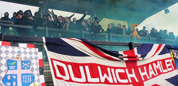 Dulwich Hamlet are taking on Barkingside in the London Senior Cup tonight (Tues 21st Feb), with the prospect of taking on arch-rivals Tooting & Mitcham United if they can beat […]