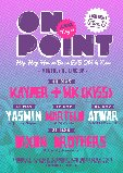 On Point with Atwar & Emily Rawson @ Plan B | London | United Kingdom