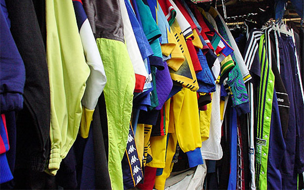 2nd hand clothing stores