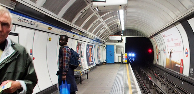 Brixton transport - tube, train and bus information