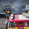 Fire Engines called to Majestic Restaurant, Coldharbour Lane,Brixton
