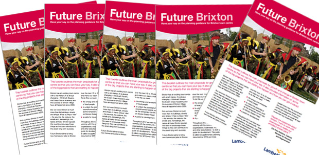 Trying to make sense of the Brixton Supplementary Planning Document and Future Brixton