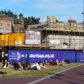 Black Cultural Archives in Windrush Square, Brixton takes shape