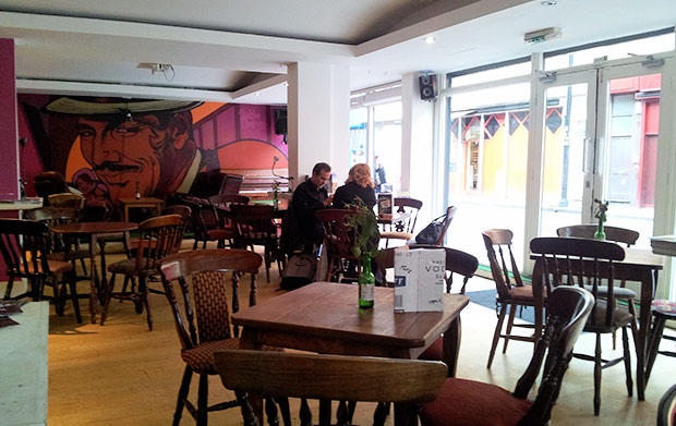 Top three Brixton cafes for working