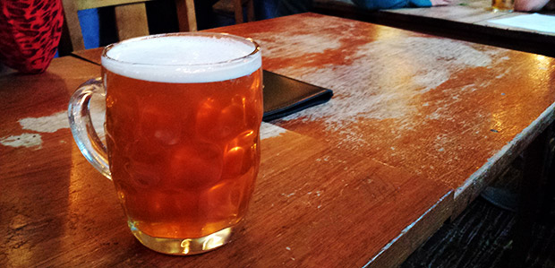 A real ale pub crawl around Brixton #1