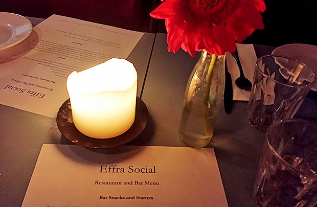 Review: eating out at the Effra Social, Brixton
