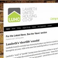 Petition to Lambeth 'cooperative' council to stop the 'short-life' evictions is launched