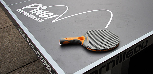 Brixton Ping Pong Society Petition for permanent table tennis tables in Brockwell park