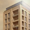 Illustrations released of the nine-storey block that will replace the Canterbury Arms pub in Brixton