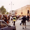 Brixton Reclaim The Streets party - archive footage and photos, 6th June 1998