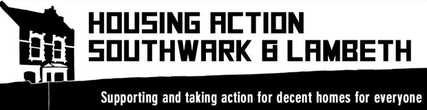 Southwark & Lambeth Welfare and Housing Information day - Saturday 26th October 3pm-6pm