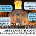 Save Brixton from Property Developers – Protest this Wednesday
