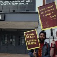 Workers at the Ritzy cinema in Brixton staged their second day of strike action today, with the cinema being closed at 5pm and the picket line set to run until […]
