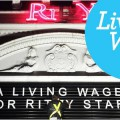 Curzon Cinemas agree to pay staff Living Wage - so how about the Ritzy?