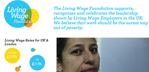 Out-sourced Lambeth Council workers paid Living Wage 'where appropriate' - living-wage-ritzy-workers