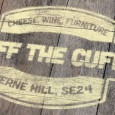 Off the Cuff, the 'cheese, wine and furniture bar' along Railton Road has been granted a Temporary Event Notice (TEN) for New Year's Eve