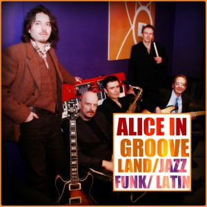 LIVE JAZZ - Alice in Grooveland @ The Agile Rabbit | London | United Kingdom