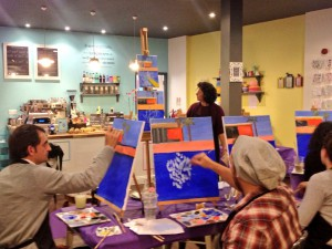 Beatles Paint Night! @ Gispy Hill Tavern, Crystal Palace