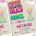 Visit the Crystal Palace Overground Festival, 26-29 June, 2014