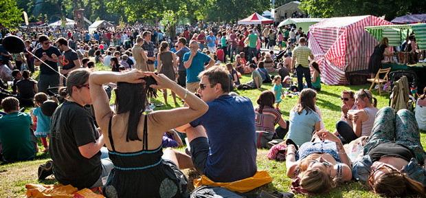 2015 Crystal Palace Overground Festival programme announced, 24-28 June