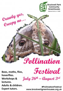 The Pollination Festival @ Brockwell Park Greenhouses | London | United Kingdom