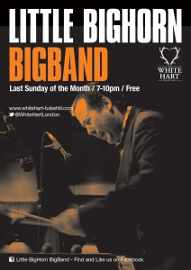 Little Big Horn feat. Roberto Pla @ The White Hart  | London | United Kingdom